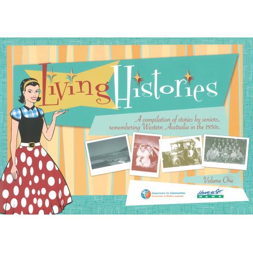 Living Histories Volume 1 Published