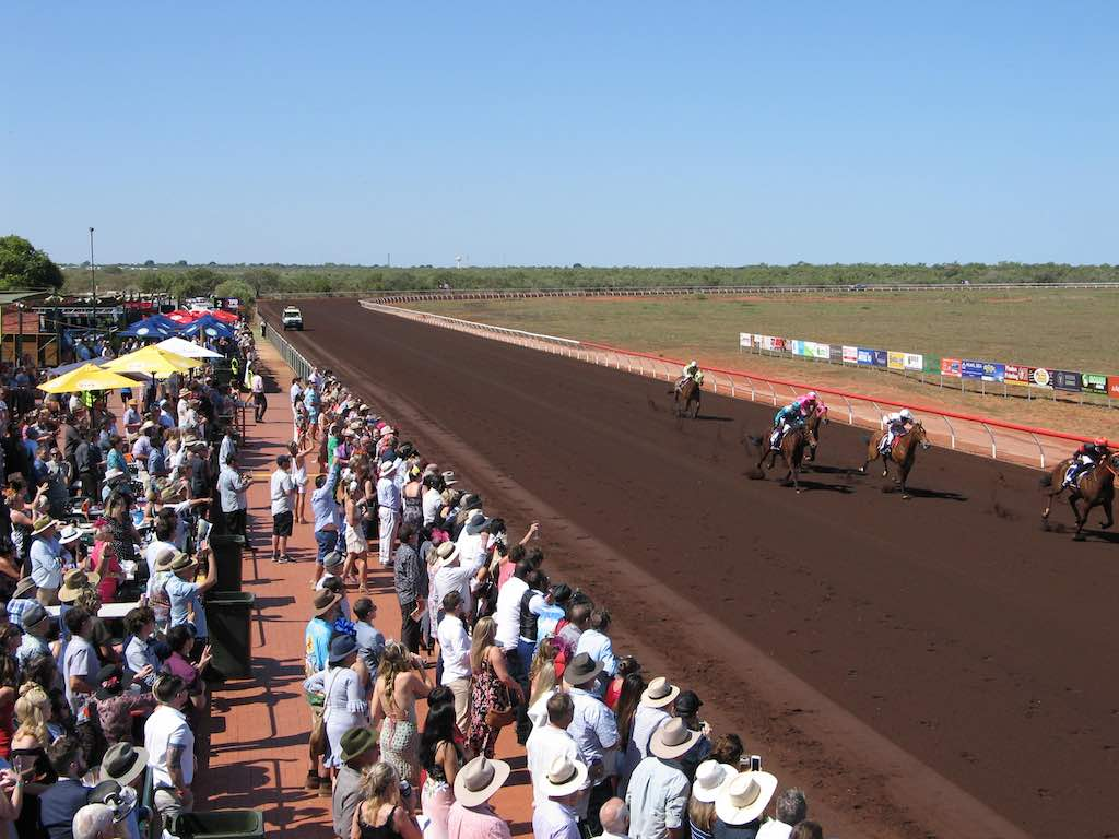 Trackside Broome