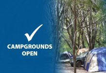 Camping in WA