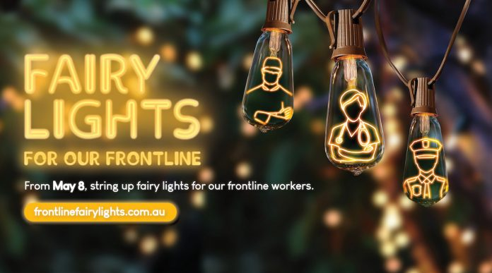 Fairy Lights for the front line