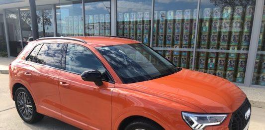 Audi Q3 SUV 35