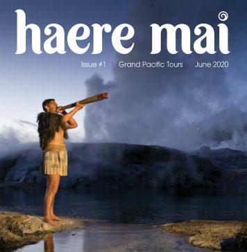 Haere Mai Cover