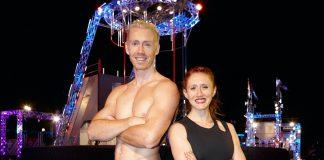 Ben Polson and Olivia Vivian