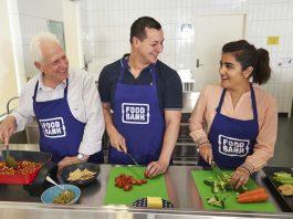 Foodbank's Food Sensations Program