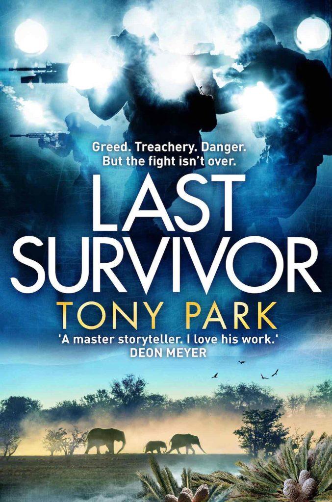 Last Survivor Tony Park