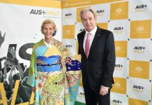 Australian Ambassador to Japan Richard Court