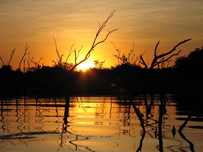 Ord River Sunset