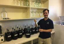 Richard Fennessy wine research