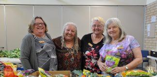 Celebrating senior volunteers