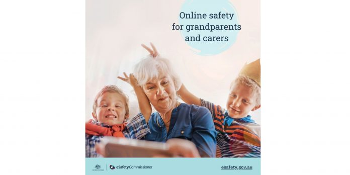 Online safety for grandparents and carers