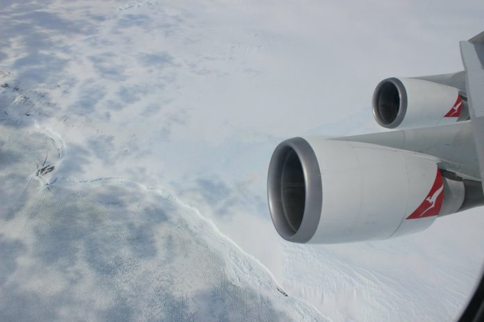 Antarctic Flight
