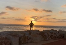 Dawn on Town Beach