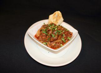 Stifatho - Greek stew