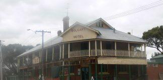 The Bolgart Hotel