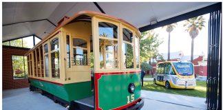 South Perth Tram