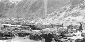 Harold Holt Spearfishing at Portsea