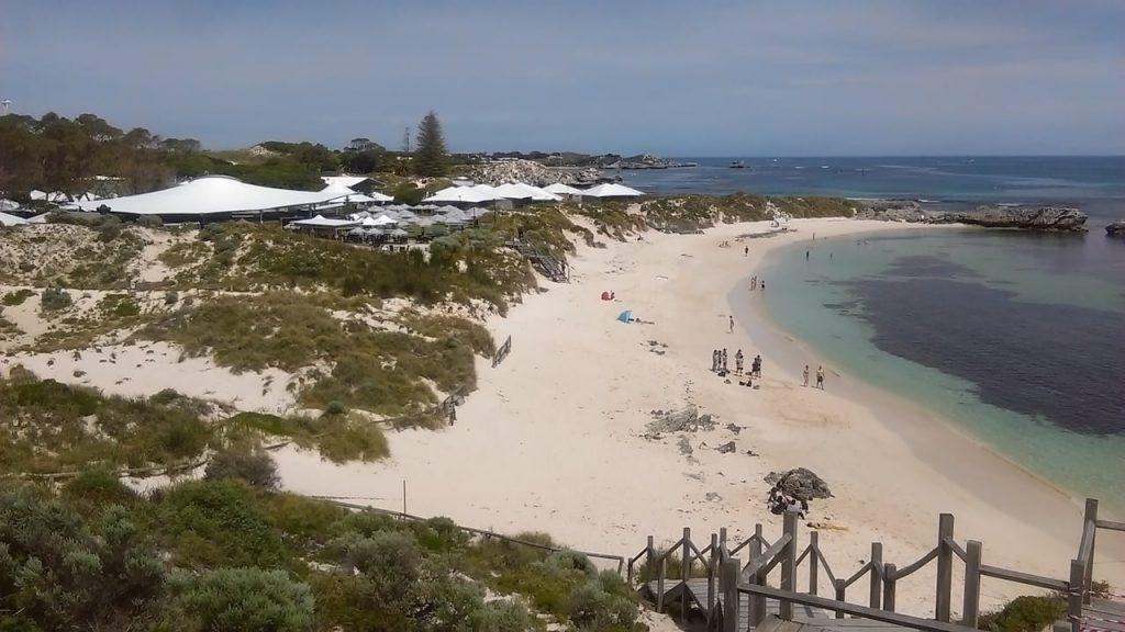 Rottnest Island Beach Bays