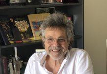 Author Trevor Todd