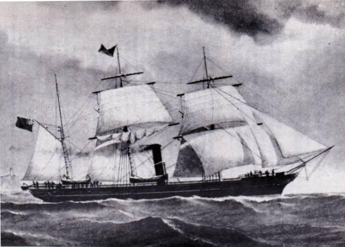 1852 - Chusan
