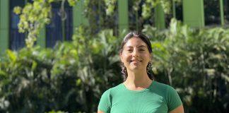 PhD student Zoe Xirocostas