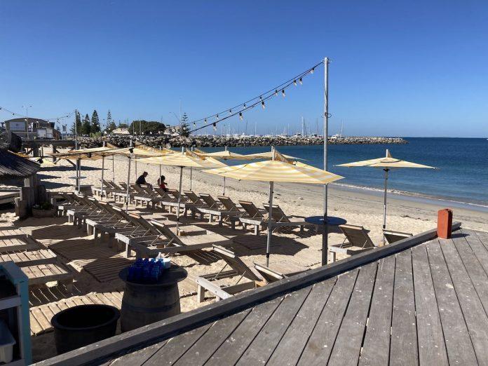 Bathers Beach