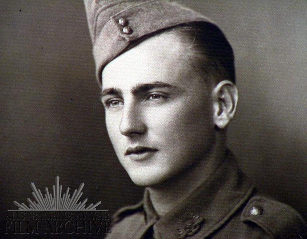 Arthur Leggett Porträt von 1939