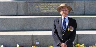 Arthur Leggett at 103