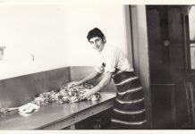 Vince Garreffa left school at aged 14 to become a butcher