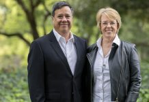 Anticipate Life Founders Paul Kamarudin and Leanne Russell