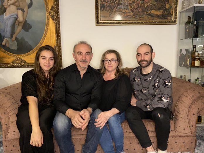 Paioff family