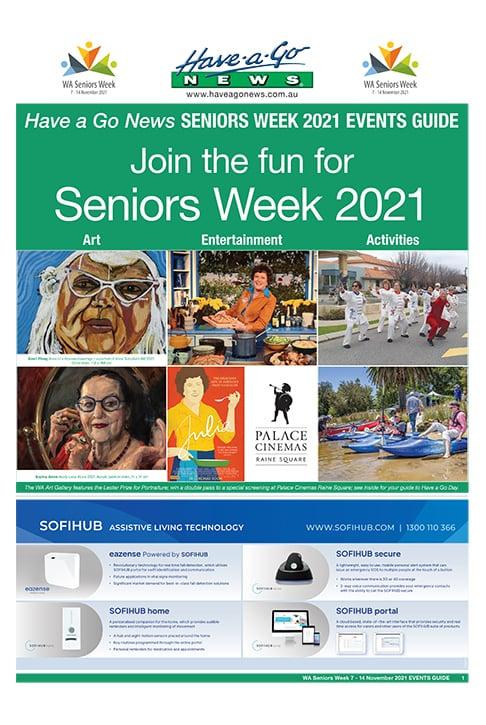 2021 Seniors Week Event Guide
