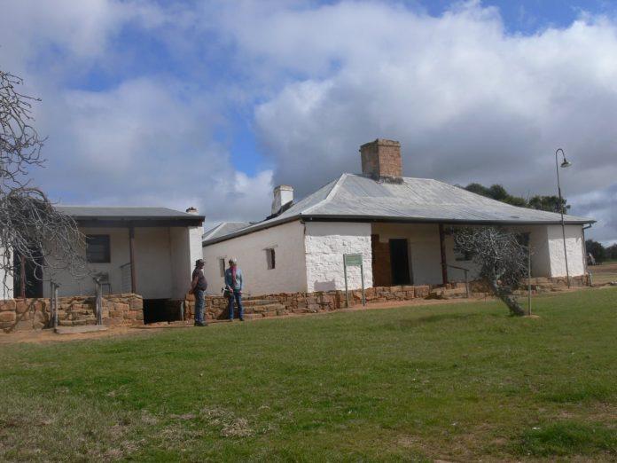 Mandowine Homestead, Nungarin